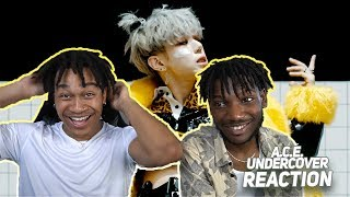A.C.E(에이스)   UNDER COVER MV   REACTION | WHO LET THEM DO THIS?!