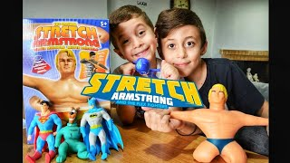 STRETCH ARMSTRONG | FLEX FIGHTERS | Geo Kids