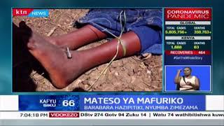 Mateso wanazozipitia waathiriwa wa mafuriko Tana River