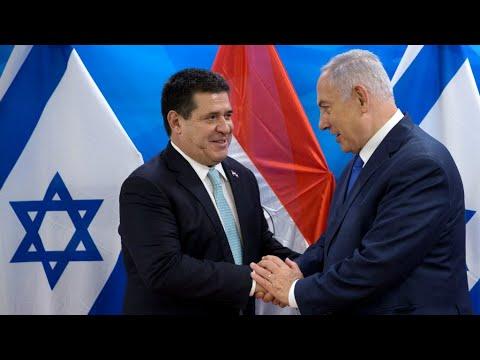 Paraguay, tercer país en trasladar su embajada a Jerusalén