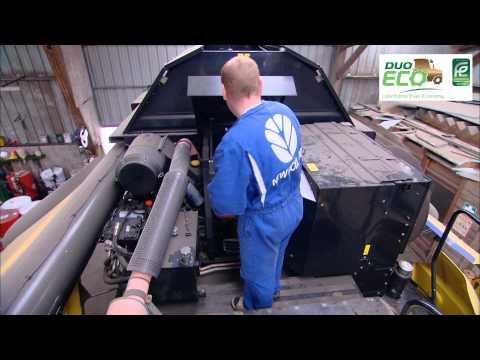 ETA d'Armor - Témoignage utilisation lubrifiants Total Fuel Eco