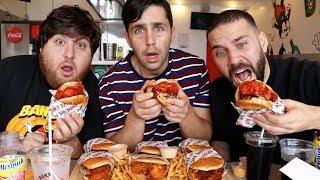 EATING WORLDS HOTTEST CHICKEN SANDWICH (7,000,000 SCOVILLE PEPPER)