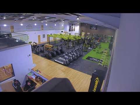 Transformation of Gym Unique