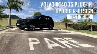 Volvo XC40 T5 Plug-In Hybrid R-Design