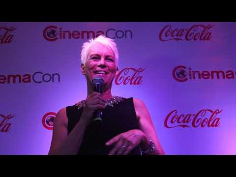 Great Jamie Lee Curtis DOMINATES the Press!