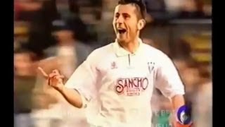 Barcelona 0 Albacete 1. Temp. 94/95. Jor. 37