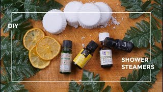 | Aromatherapy Shower Steamers | DIY |