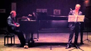G. Gershwin, Someone to Watch Over Me. Duo JanDi