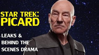 Star Trek Picard: More Leaks and Rumors, franchise to be sold to Seth MacFarlane and Universal?