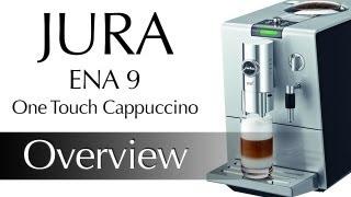 Jura Ena 9 One Touch Cappuccino Centre