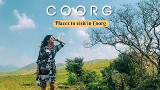 Places to visit in Coorg   Mandalpatti Peak, Abbey Falls, Nisargdhama Island, Chiklihole Reservoir