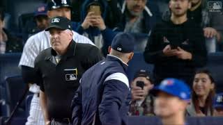 MLB 2017 April May Ejections