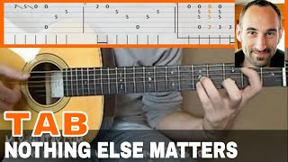 Nothing Else Matters - Guitar Tab