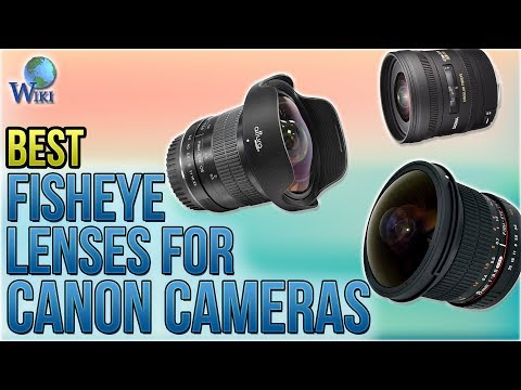 8 Best Fisheye Lenses For Canon Cameras 2018