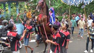 Arak Arakan Kuda Jingkrak Super Desa Luweng Lor Pituruh Purworejo