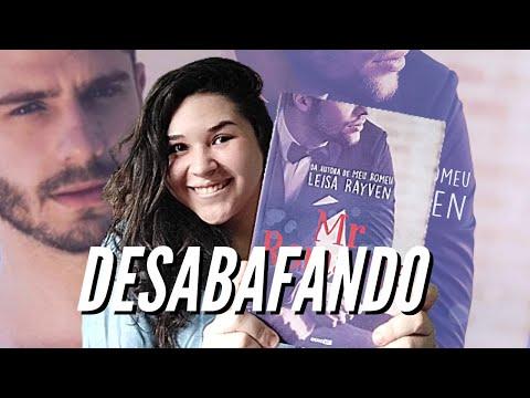 Mr Romance - Leisa Rayven || Desabafando +16 - Resenha | A Garota do Livro
