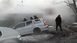Коммунальная авария произошла в Барнауле 13 ноября