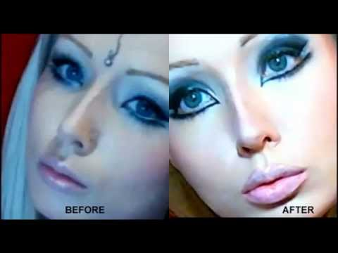Why Valeria Lukyanova Amatue Never Smiles