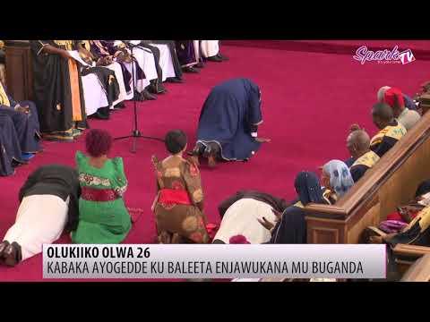 Kabaka alabudde ku bantu abaletawo enjawukana mu ggwanga