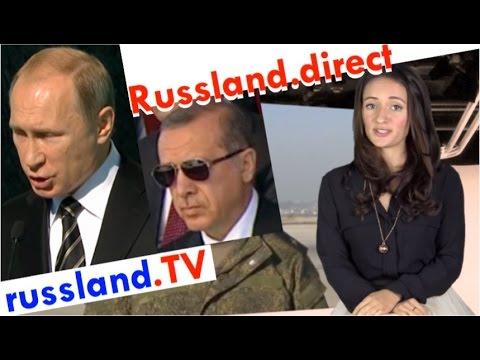 Russland-Türkei: Feinde übernacht? [Video]