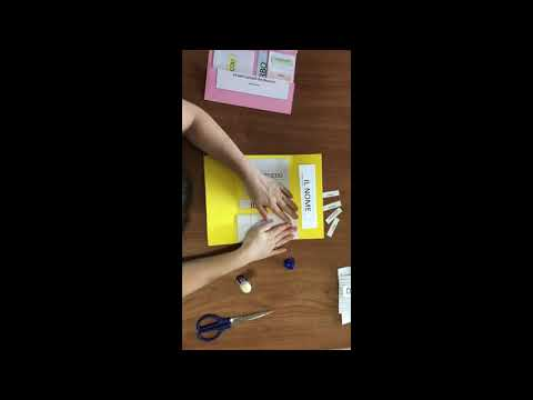 Download Lapbook Analisi Grammaticale HD Mp4 3GP Video and MP3