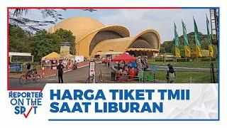 Libur Lebaran Idulfitri, Objek Wisata TMII Dipadati Pengujung, Berikut Daftar Harga Tiket Masuknya