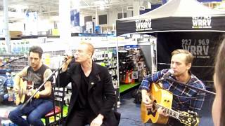 """""""Here's To The Night"""" EVE6: BestBuy, Poughkeepsie, NY"""