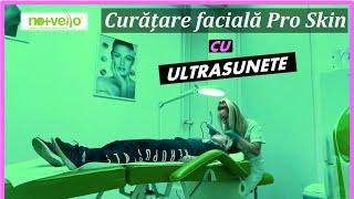 Curățarea facială Pro Skin la Nomasvello Coresi Brașov - Cum a fost, prețuri, card de fidelitate?