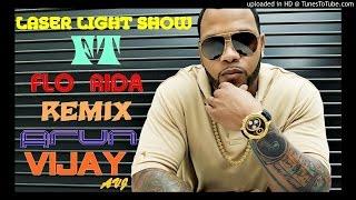 Laser+Light+Show+(ARUN VIJAY(AVJ)+(Flo+Rida)