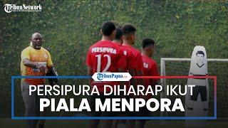 Soal Pengganti Persipura Jayapura di Piala Menpora 2021, Ini Kata PSSI
