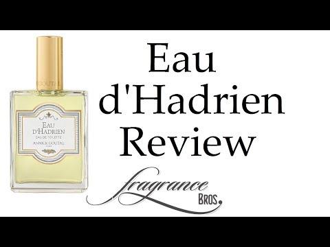 Eau d'Hadrien by Annick Goutal Review! The BEST lemon scent!