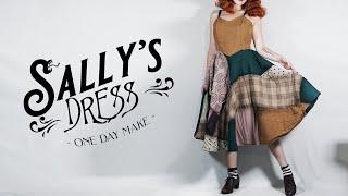 One Day Make: Sallys Dress (vintage)