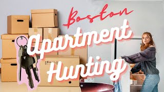 Apartment Hunting in Boston 2020 (tips & empty apartment tour!)