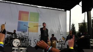 Not Right Now (LIVE) - Joe Jonas 11/12/11