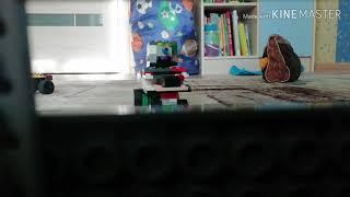 Великая Отечественная война Лего танковый бой.