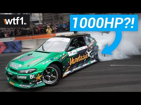 1000hp Drift Cars Invading UK Streets Converted Me Into A Drift Fan