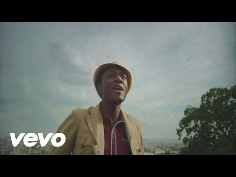 Green Lights (Song) by Aloe Blacc