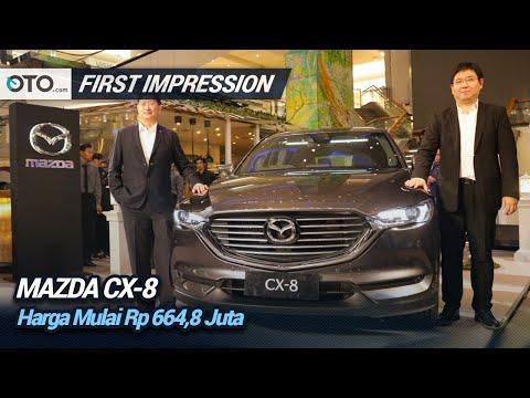 Mazda CX-8 | First Impression | Harga Mulai Rp 664,8 Juta | OTO.com