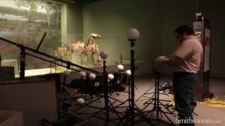 How Do You 3-D Scan a Dinosaur?