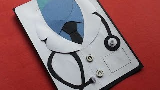 How To Make A Nice Doctor Themed Card - DIY Crafts Tutorial - Guidecentral