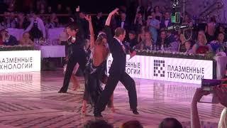 Nikita Brovko & Olga Urumova Paso Final World Cup Professional Latin