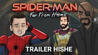 Spider-Man Far From Home Trailer HISHE
