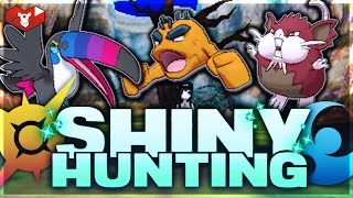 Stufful  - (Pokémon) - SHINY HUNTING LIVE STREAM - Pokemon Sun and Moon! [SPOILER FREE!] I'M DONE WITH THIS STUFFUL MAN....