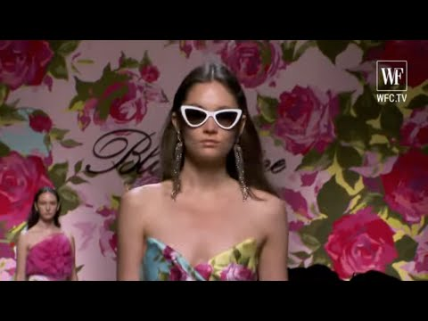 Blumarine spring-summer 2020 Milan fashion week