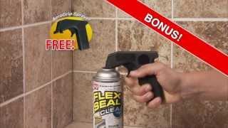 FlexSeal®ClearCommercial2013|FlexSeal®