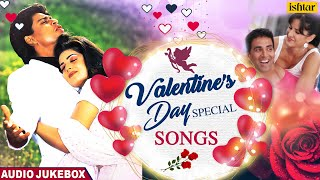 Valentine's Day Special Hindi Love Songs | Superhit Hindi Romantic Songs | 90's Hindi Film Songs