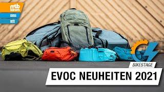 Evoc MTB Neuheiten 2021: Vom Trail Pro Protektorenrucksack bis hin zum Race Belt