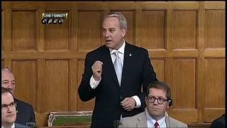 MP Kelly McCauley Asks Question on Phoenix Pay System Failure