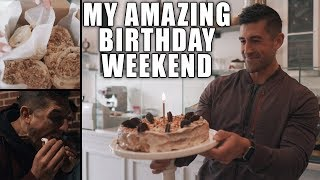 My Birthday Weekend - Cookies - Magnolia Table - Cheat Days - Lots of Eating