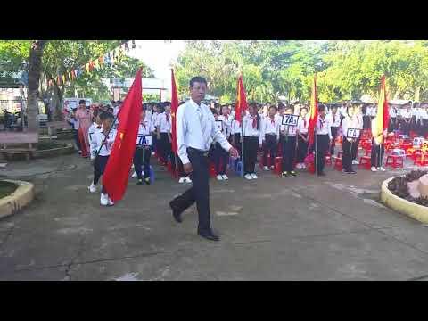 THCS Nguyễn Khuyến -  Đón hs đầu cấp  (Năm học 2017-2018)